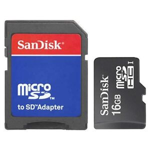 New-SanDisk-Class4-16GB-Micro-SD-Micro-SDHC-TF-Flash-Memory-Card-16-GB-G-16G