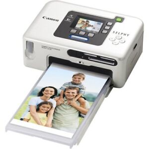 Canon Selphy CP720 Compact Photo Printer