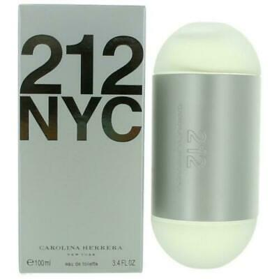 212 by Carolina Herrera Perfume, 3.4 oz EDT Spray for Women