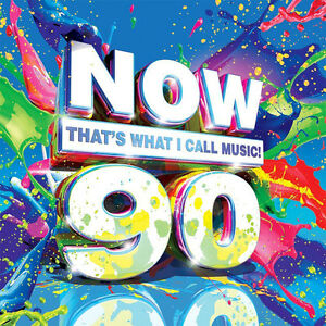Various Artists : Now That's What I Call Music! 90 CD (2015)