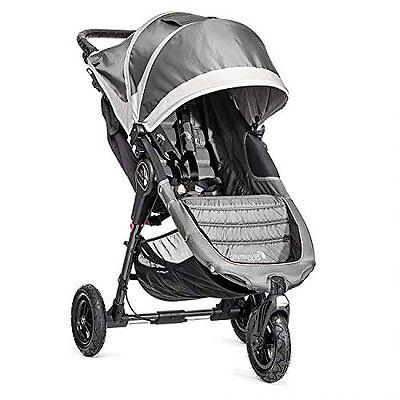 Baby Jogger City Mini GT Stroller- Steel Grey - Brand New! Free Shipping! comprar usado  Enviando para Brazil