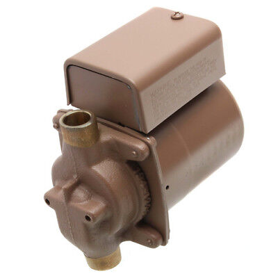 Taco 006-bc8y Bronze 12 Sweat Cartridge Circulator Pump 140 Hp 230v