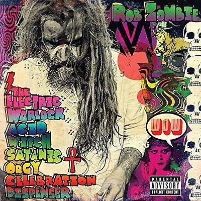 Rob Zombie - The Electric Warlock Acid Witch Satanic Orgy Celebration Dispenser](Zombie Witch)