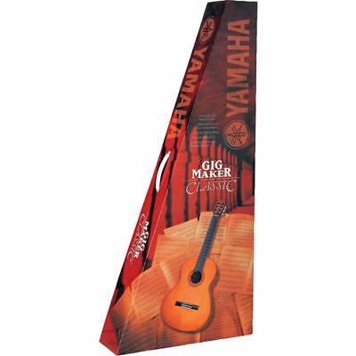 Yamaha C40 PKG Nylon String Classical Guitar GigMaker Starter Pack Classical Guitar Starter Pack