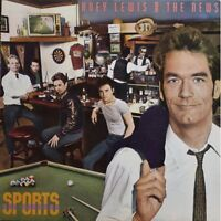 Huey Lewis and The News - Sports Vinyl Record LP