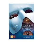Phantom of The Opera Programme