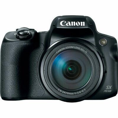 Canon PowerShot SX70 HS Digita...