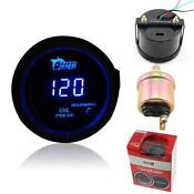 Digital Oil Pressure Gauge