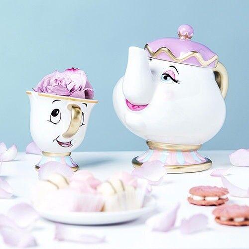 Mrs. Potts Teapot & Chip Mug (Primark Versions)