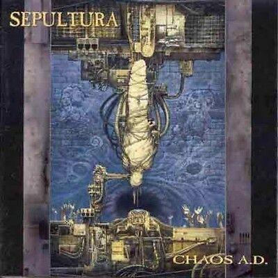 Sepultura - Chaos A.D. [New CD]