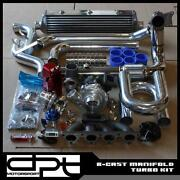 B Series Turbo Kit
