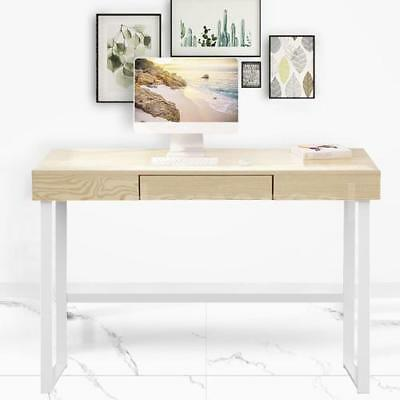 Home Office PC Corner Computer Desk Laptop Writing Table Workstation Furniture