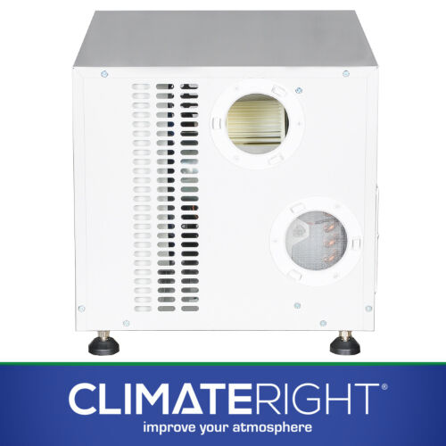 ClimateRight 2,500 BTU Portable Air Conditioner, Heater, Fan