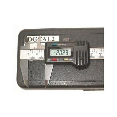 Metal Digital Caliper Gauge & Case 100mm Pga1100