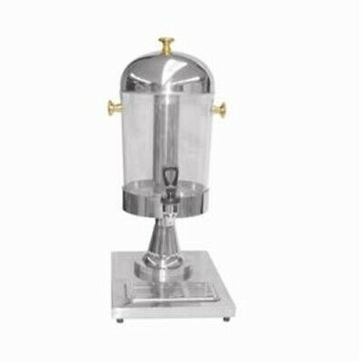 Fancy Stainless Steel and Gold Juice Cold Drink Water Dispenser Server Catering for sale  Shipping to Nigeria