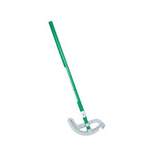 """Greenlee 842FH Site-Rite Iron Hand Bender Head with Handle for 1"""" EMT, 3/4"""" IMC"""