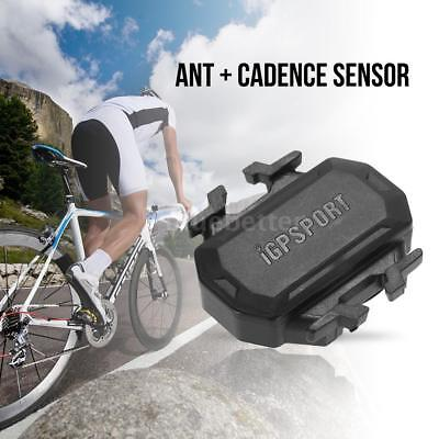 IGPSPORT Bicycle ANT+ Wireless GPS C61 Cadence Sensor Fit All ANT+ Device C4E8