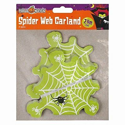 Halloween Web Spider Parts Party Decorations Props Scary Garland Bloody Banner