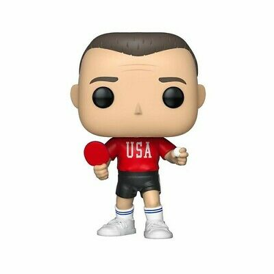 Forrest Gump - Forest (Ping Pong Outfit) - Funko Pop! Movies: (2019, Toy NEUF)