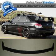 WRX Roof Wing