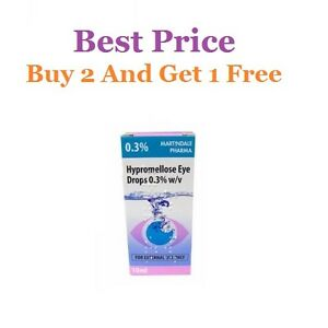 best eye drops for dry eyes hypromellose 0 3 eye drops artificial tears for 12305
