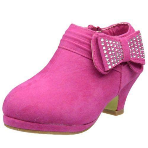 Showing selected results. See all results for shoes for girls size 2 high heels.