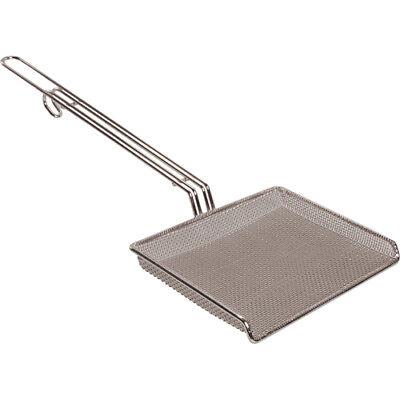 Skimmer Scoop For Fryer 8 X 6 With 13-12 Handle 10 Fine Mesh 226-1128