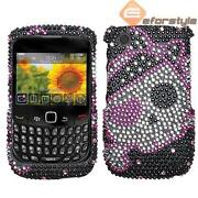 Blackberry Curve 8530 Rhinestone Cover