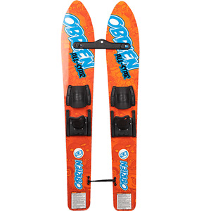 Looking for trainer water skis