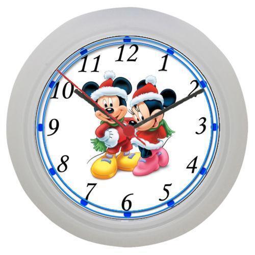 Minnie Mouse Wall Clock Ebay