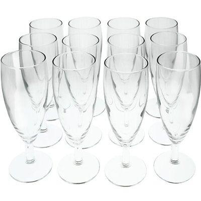 24 Sektgläser Sekt Sektkelch Sektglas Prosecco Champagner Glas Gläser