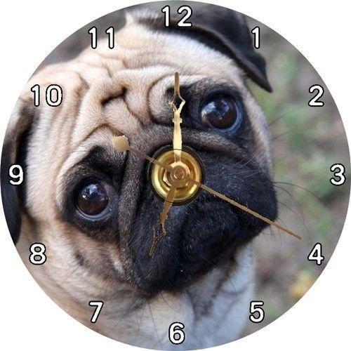 Dog Clock Ebay