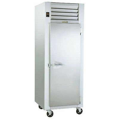 Traulsen G10052-032 1 Section Pass-thru Refrigerator With Hinged Right Doors