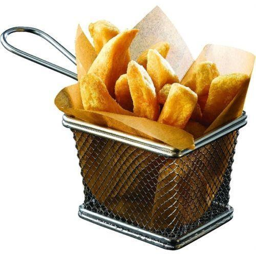 Tiny Kitchen Fish And Chips: Chip Basket: Home, Furniture & DIY