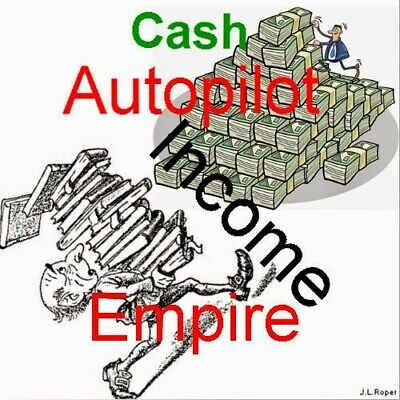 Cash Autopilot Income Empire Software Make Money Fast Online The Easy Way