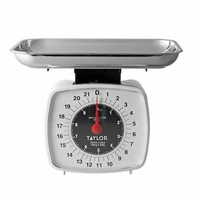 New Kitchen Scale 22-Pound/10-Kilogram Analog Display Food M