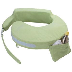 My Brest Friend Deluxe Nursing Pillow - Green