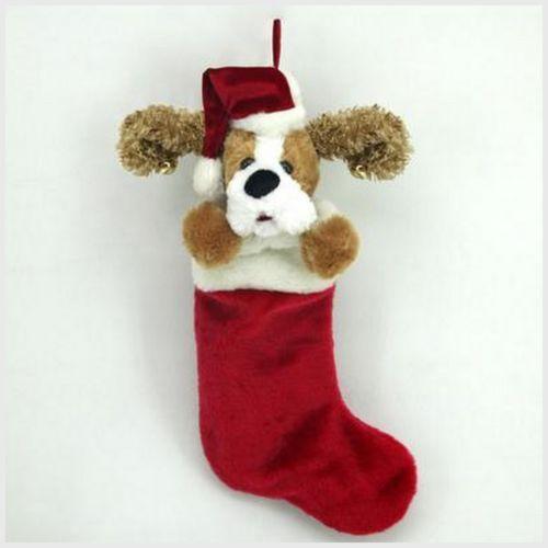 dog christmas stocking ebay