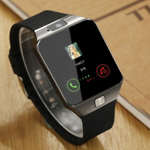 Smart watchw ith TF and sim slot 100% NEW