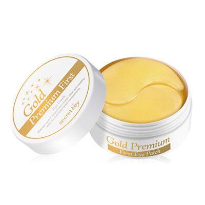 [secretKey] Gold Premium First Eye Patch 60ea