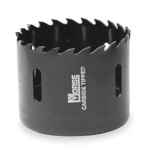 "Morse Carbide Tipped Hole Saw, 1"" 25mm - AT16"