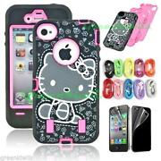 Hello Kitty iPhone 4 Screen Protector