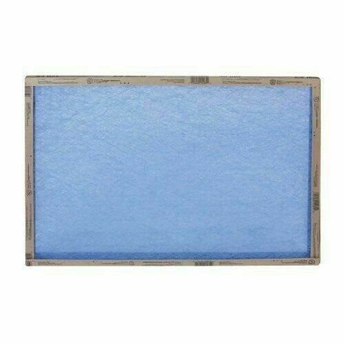 """12 Pack 12"""" x 30"""" x 1"""" Disposable Flat Panel Furnace Filters"""