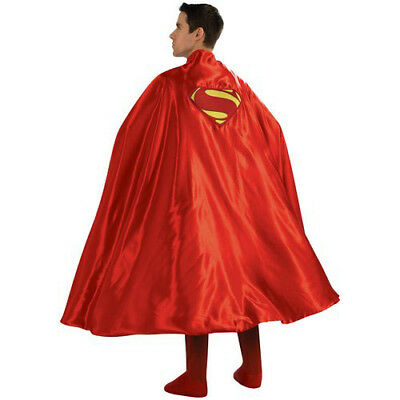 Rubie's Costume Deluxe Adult Cape with Embroidered Superman Logo | 888202 - Wall-e Adult Costume