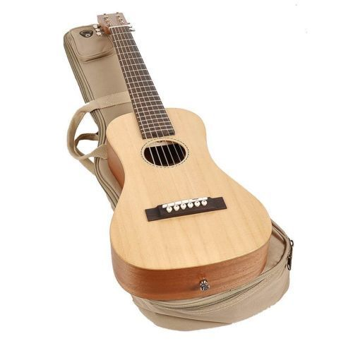 SX TG-1 TRAVELLER GUITAR SHORT SCALE TRAVEL GUITAR with Carry BAG
