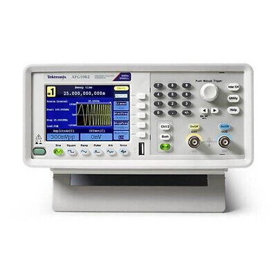 Tektronix Afg1062 Two-channel Arbitrary Function Gnerator Afg1062 New