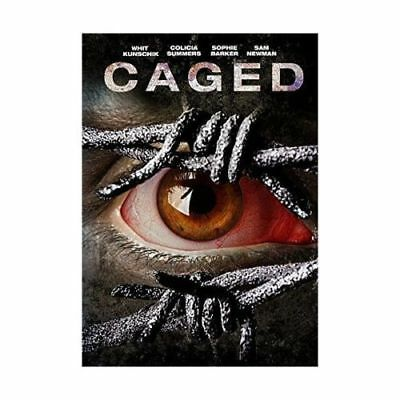 Caged (DVD, 2018) SKU 803