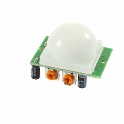 Generic Ir Pyroelectric Infrared Pir Motion Sensor Detector Module Color Green