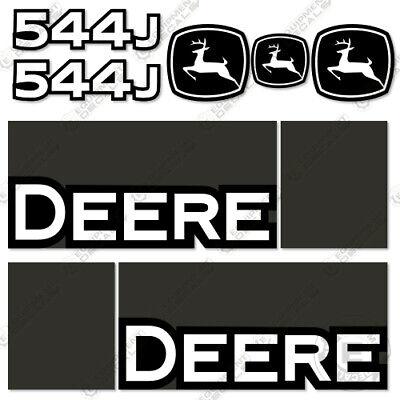 John Deere 544j Decal Kit Equipment Decals Wheel Loader