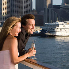 Dinner Cruise for 2 - Various Cities; Email Certificate Delivery